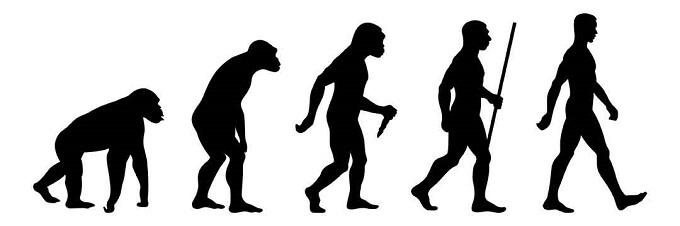 人類の成長