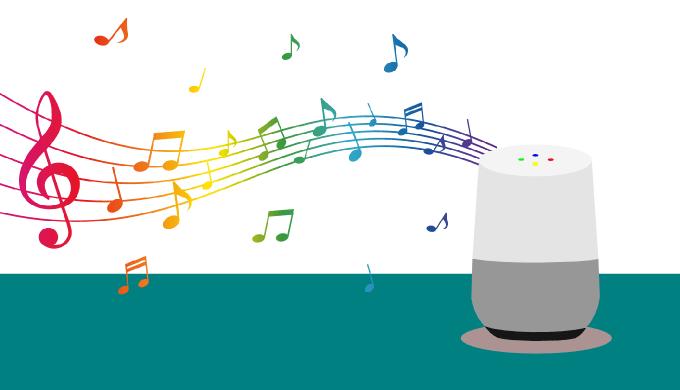 Google Homeのアラーム音を好きな音楽に設定