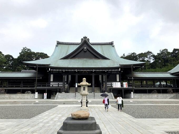 尊延寺本堂