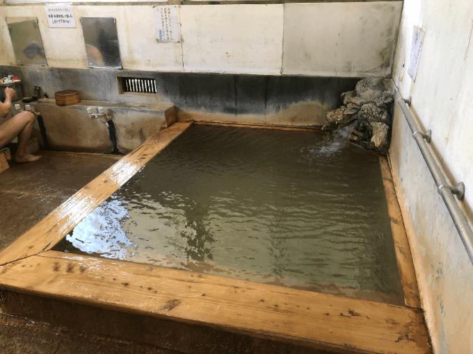 福寿温泉檜風呂