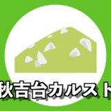 日本最大のカルスト「秋吉台」は日本離れした壮大な景色が広がっていた